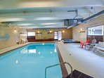 Ten Mile Creek Common Pool and Hot Tub Frisco Lodging Vacation R