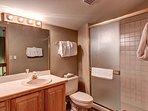 Lake Forest Loft Bathroom Frisco Lodging Vacation Rental