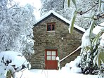 The Coach House in Winter!