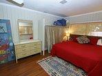 Dresser in Large King Studio Bedroom