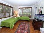King Studio Bedroom Also has 2 Twin Beds