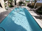 Beautiful 15 x 30 Private Heated Pool