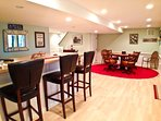 Basement - wet bar