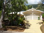 Palm Cove Holiday House. Min stay 5 nights $320 p/n