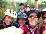 Good times at MudTrek Mountain Bike Breaks!