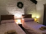 Great accommodation at MudTrek Mountain Bike Breaks
