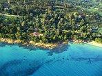 Résidence de vacances VILLA L'ENSOLEILLADE - Nos plages