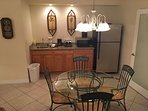 Dining Room and Kitchenette
