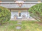 A peaceful getaway awaits you at this Catawissa home!