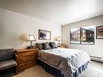 Master Bedroom with Queen Bed / 2 Dressers