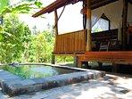 Rumah Karma small private pool