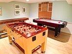 Basement - game room