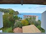 Villa Mercadante: balcony