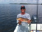 Let's go fishing or site seeing. I am fully licensed so you do not need a license. Ask about rates.