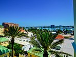 Beautiful views of beach community