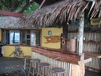 Your own tropical bar on deck