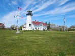 Take a tour of the Lighthouse during your stay!Chatham Cape Cod New England Vacation Rentals