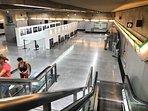 Diagonal al metro Blas Infante