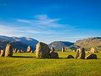 Castlerigg Stone Circle, near Keswick