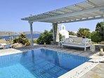 villa sea and sun