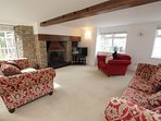 Croyde Holiday Cottages Montague Farmhouse Sitting Room