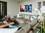 Spacious Living Room designed by Eric Kuster