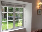 Croyde Holiday Cottages Montague Farmhouse Window