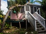 A few steps from the dock you will find Pineapple Cottage.