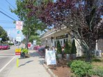 Do a little shopping in downtown Hariwchport-Cape Cod New England Vacation Rentals