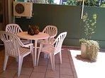 Terraza, Ideal para comer al aire libre
