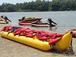 Water sports at Malvan - Tarkarli