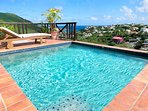 Moondance, Ocean View Terrace, St Maarten