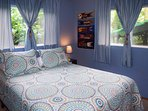 Second bedroom also has a queen bed