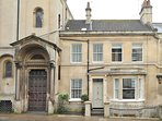 The Old Rectory,15 Charlotte Street,Bath BA12ND