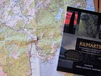 Check out the Guide book to Kilmartin Glen for walks to historic sites