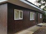 Luxury 3 bedroom log cabin no 10