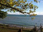 Lake Erie in your Backyard!! Situated on the shores of Lake Erie Canada!