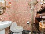 Guest Half Bathroom 3