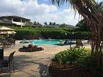 Villaggi presso la piscina comunale Mauna Lani e il centro fitness