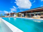 Remarkable 6 Bedroom Villa with Private Infinity Pool in Little Harbour