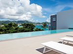 Acqua Azzurra... located at the Acqua Residences in Beacon Hill, just steps to the BEACH! Dutch St Maarten