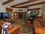 The best decorated 2 Bedroom condo on the mountain.