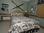 Bedroom # 2 - Pillowtop Queen Bed.