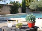 Les Mazets de Pascale- Charming 1 Bedroom Cottage in St Remy de Provence