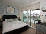 Second master bedroom suite,complete with ensuite bathroom (First Floor)