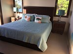 Upper Oceanfront Master  With King Bed