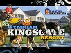 2 Bedroom Vacation Rental Condo at Wyndham Kingsgate Resort in Williamsburg Virginia