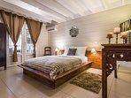 Chambre 1 - lit 160 qualité hôtellerie