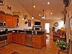 Kitchen | Living Area