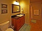 Bedroom #1 En-Suite Bathroom